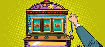 5 Best Cool Food-Themed Slot Machines
