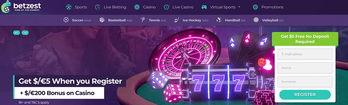 Betzest Casino