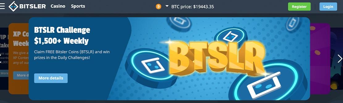 Bitsler Casino