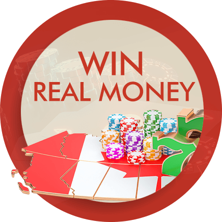 Win Real Money with a Canadian No Deposit Casino