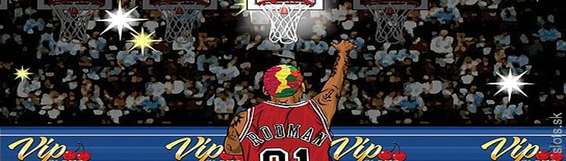 Dennis Rodman Slot – Wager Gaming Technology