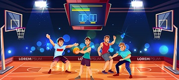 Basketball Themed Slots with Free Spins