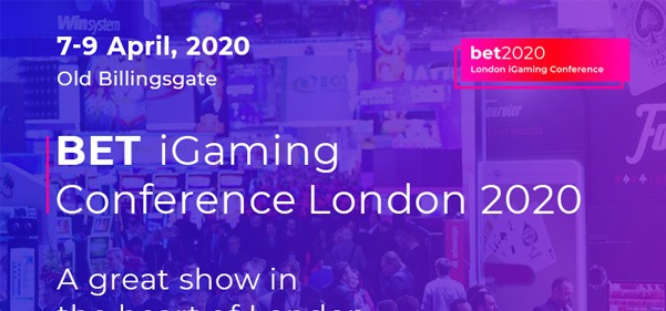 BET London 2020 iGaming Conference