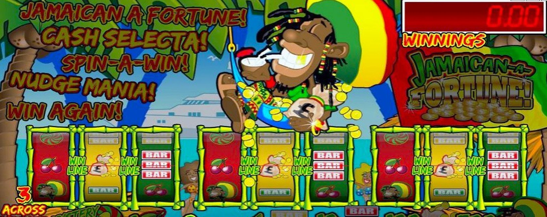 Jamaican A Fortune!
