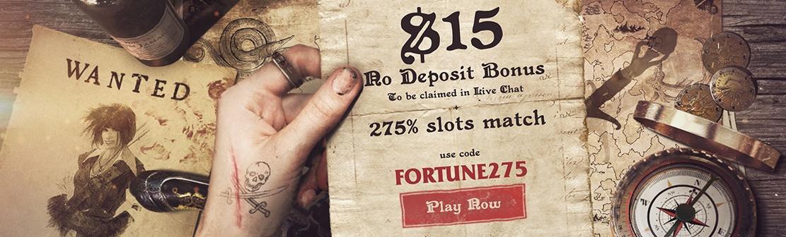 Irish Luck Casino