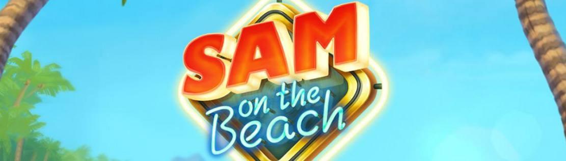 Sam on the Beach – Elk Studios