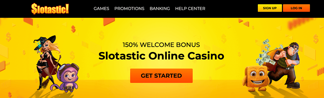 Slotastic Casino