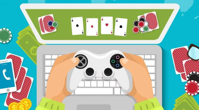Video Gaming vs. Online Gambling