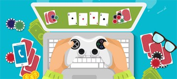 Video Gaming vs. Online Gambling